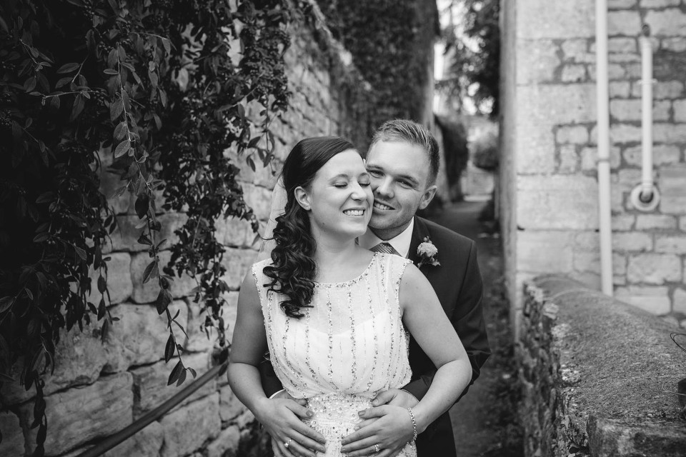 wedding at painswick gloucestershire