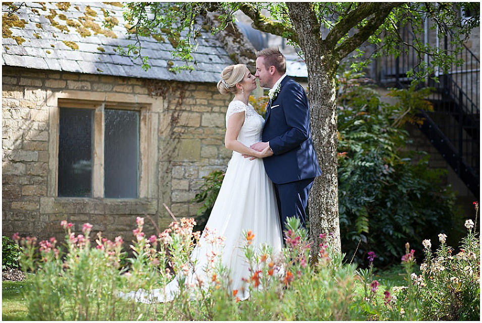 wedding at The Slaughters Manor House