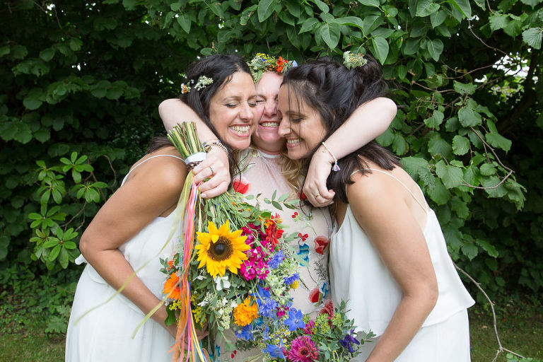 fun cotswold wedding photography by Christy Blanch UK